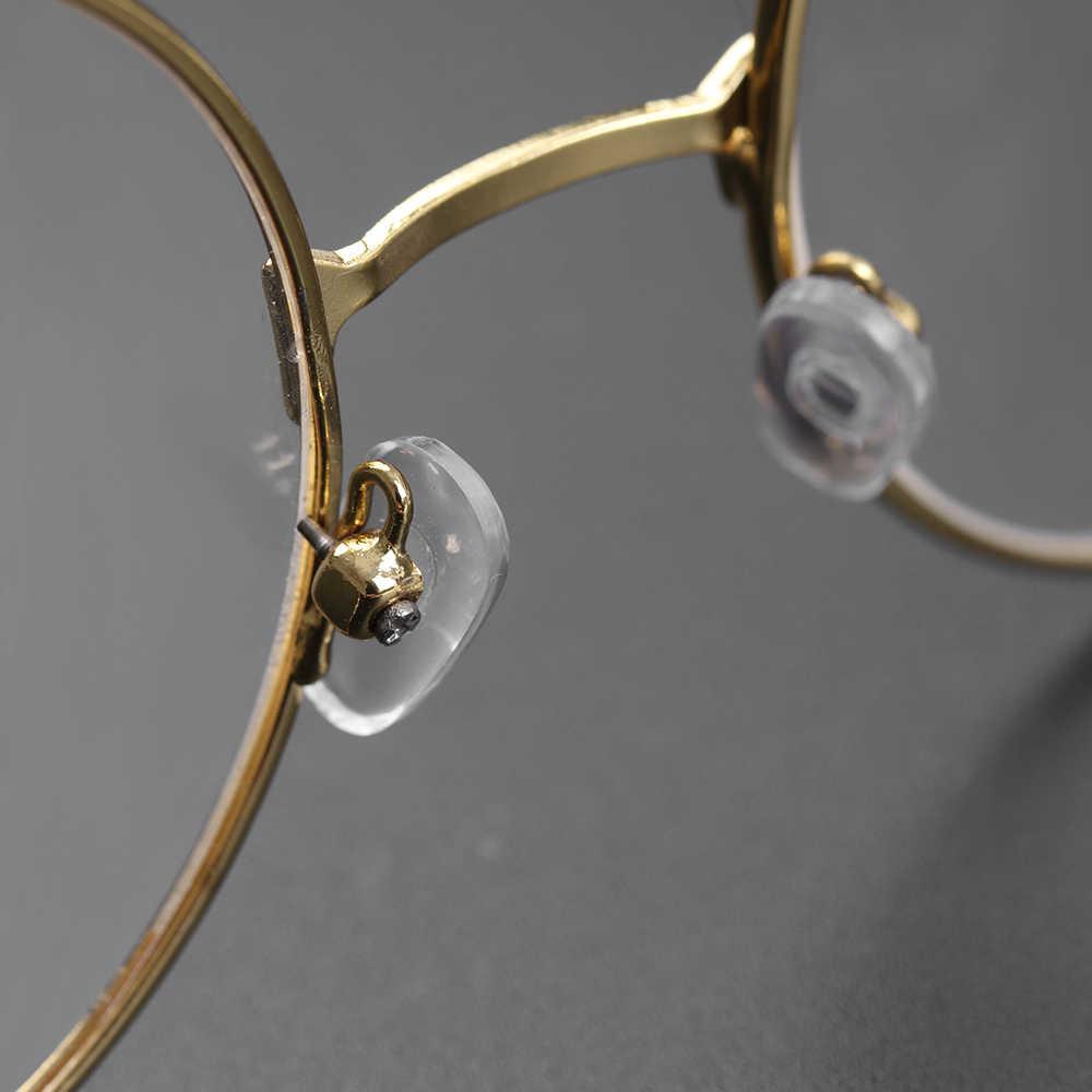20 ピース/バッグ 2020 ファッションビジョンケアシリコーン眼鏡サングラスメガネ鼻パッド鼻パッドマッサージヘルスケア抗スリップツール