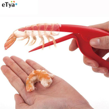 3 Steps Quick Shrimp Peelers Deveiners Peel Prawn Shell Seafood Tools Resturant House Kitchen Easy Use