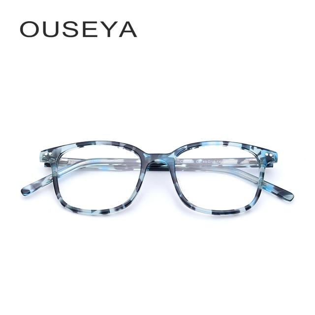 8c424dd701 Acetate Kids Myopia Eyeglasses Optical Fashion Glasses-transparent  Astigmatism Progressive Computer Glasses for Kids  CB3818
