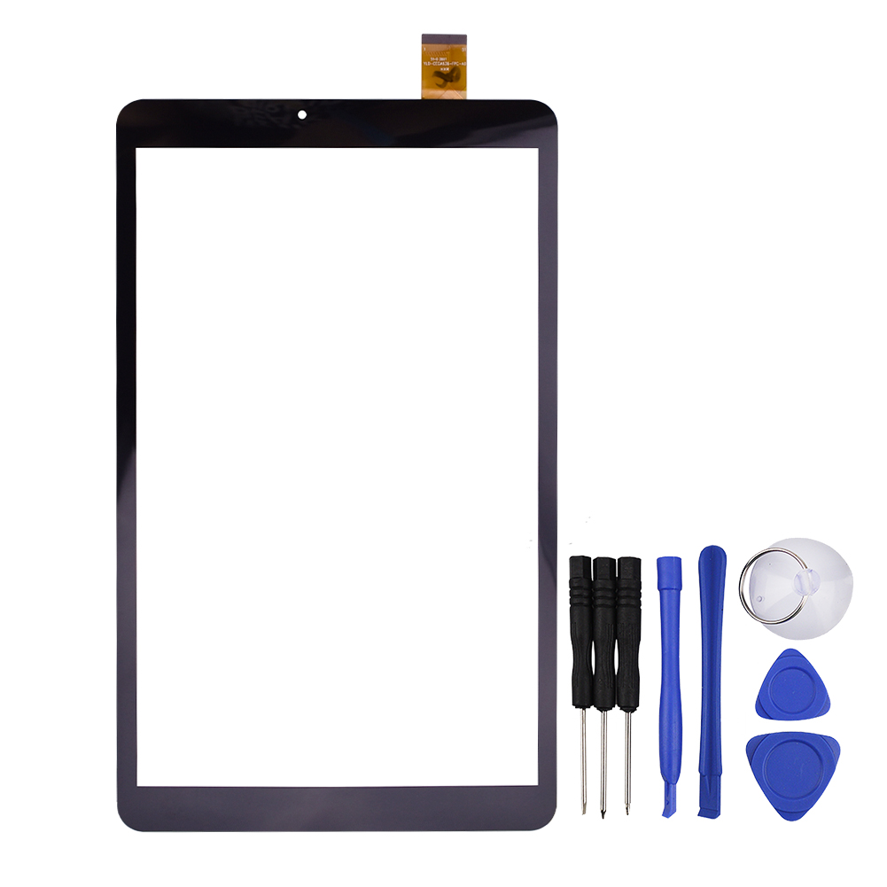 10.1 Inch Touch Screen for Dexp Ursus NS210 Tablet Panel Digitizer Glass Sensor Lens Replacement Free Gift Free Shipping new touch screen for 7 dexp ursus a370i tablet touch panel digitizer glass sensor replacement free shipping