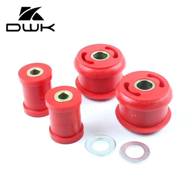 High Performance Polyurethane Front  Control Arm Bushing Kit For Subaru WRX 07-12  Legacy 03-12 Forester 08-12 Outback 03-09