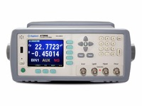 Digital LCR Meter with Continuous Frequency Points from 10Hz to 300kHz
