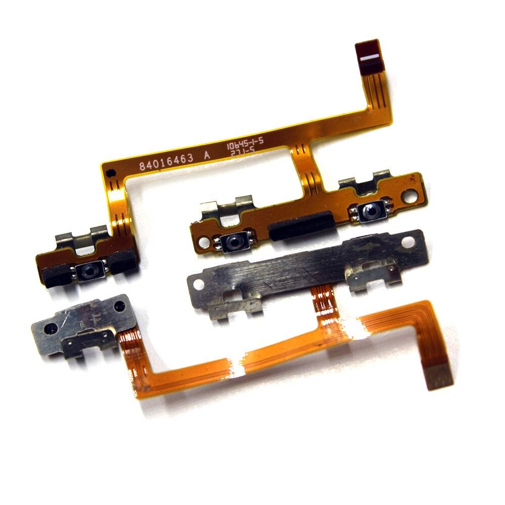 Flex Cable For Motorola Moto X Play XT1561/XT1562/XT1563 Power Button Sound Button Start Button Replacement Parts