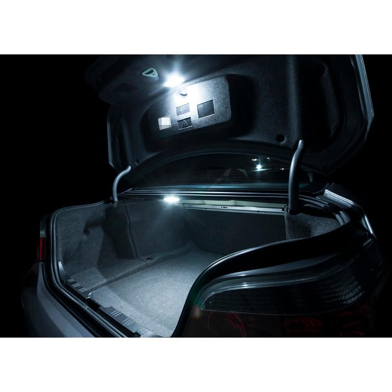 XIEYOU 17бр LED Canbus интериорни осветителни - Автомобилни светлини - Снимка 5