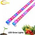 LED Grow Light DC12V IP68 Waterproof Hight Brightness 5630 LED Bar Light for Aquarium Greenhouse Plant Growing 5pcs/lot