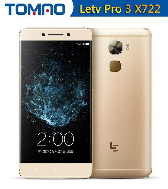 "Original 5.5"" FHD LeTV LeEco Le Pro 3 Elite X722 Smartphone 4GB / 32GB Quad Core Android 6.0 Snapdragon 820  4G LTE 16MP 4070mAh"