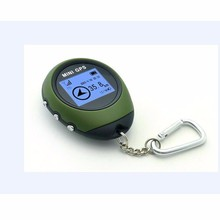 Latitude and longitude outdoor climbing Road to find treasure, mini GPS positioner, free shipping