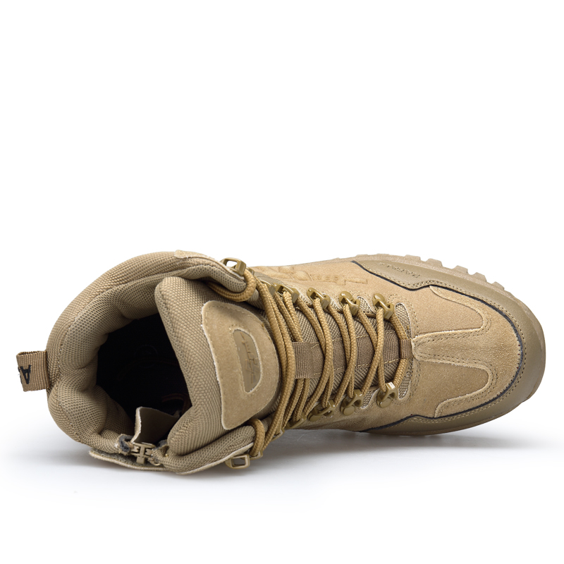 ZuverläSsig Marke Männer Stiefel Military Boot Taktische Große Größe Armee Bot Männlichen Schuhe Sicherheit Combat Mens Chukka Ankle Bot Motorrad Stiefel Erwachsene Verlobungsringe Hochzeits- & Verlobungs-schmuck