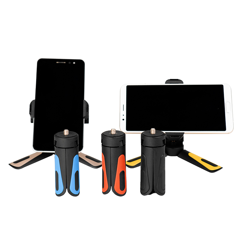 Einstellbare Höhe Mic Stand Portable Desktop Unterstützung Mikrofon Dreieck Halterung Mit Dem Besten Service Unterhaltungselektronik