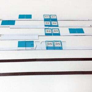 Image 5 - 50 set/lote nuevo A1418 A2115 adhesivo de pantalla LCD Strip para Apple iMac 21,5 pantalla LCD cinta adhesiva tira adhesiva 2012 2019