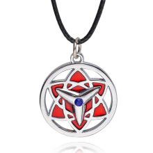 Anime Jewelry NARUTO Series Alloy Plating Necklace Anime Collector 2016 Hot Anime Jewelry Naruto Pendant Cosplay Accessories