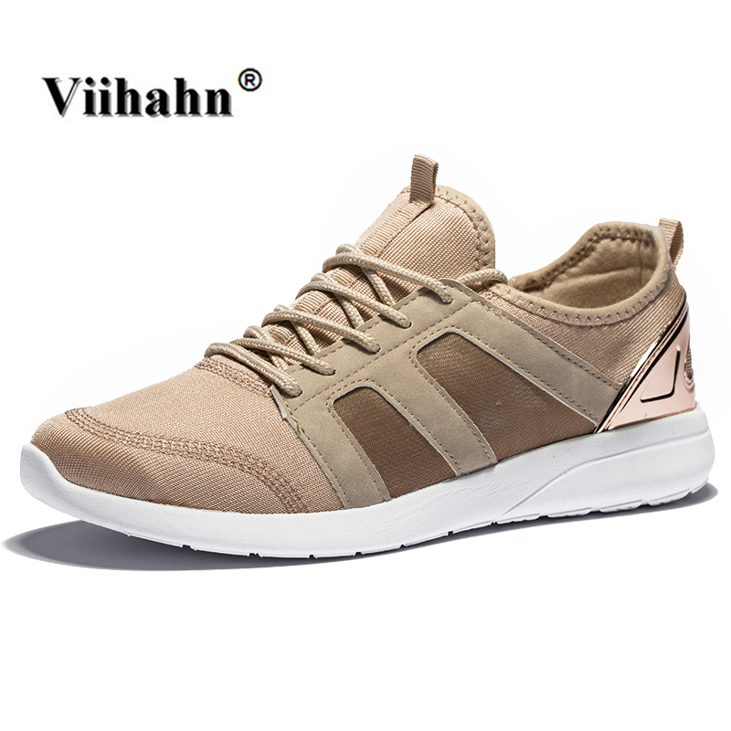 Viihahn Sneakers Women Summer Casual Shoes Flats Air Mesh Vulcanize Female Platform Shoes Woman Trainers Shoes Chaussure Femme