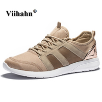 Viihahn Sneakers Women Summer Casual Shoes Flats Air Mesh Vulcanize Female Platform Shoes Woman Trainers Shoes