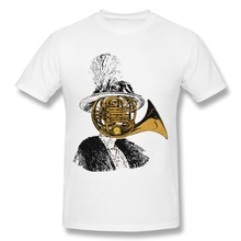Custom Made Screw Neck La musa Men's t-shirt Wholesale 100 % Cotton t shirts for men