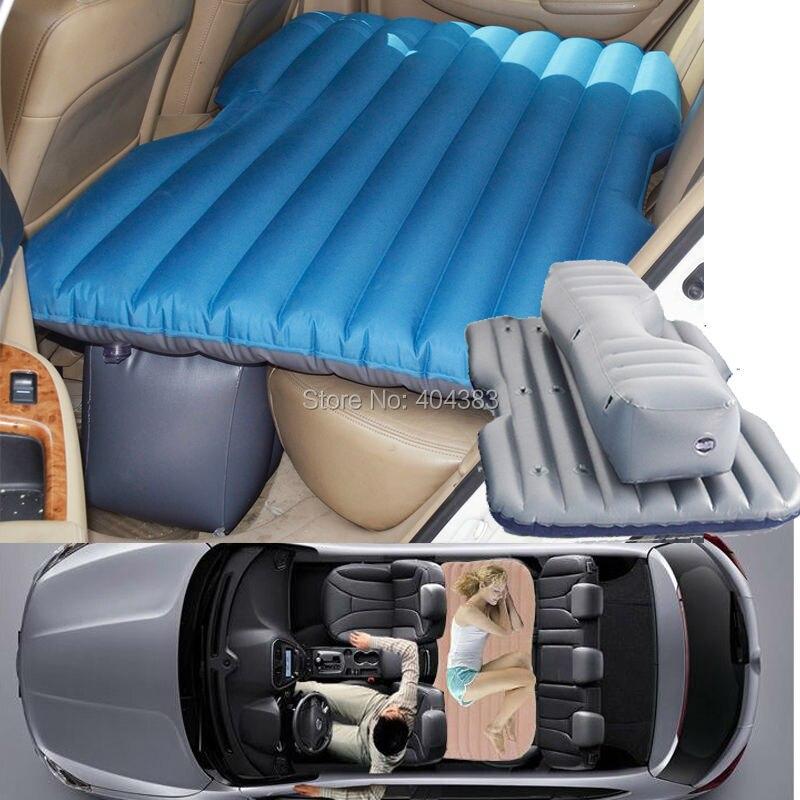 high quality air mattress Oxford fabric material Car Back Seat Cover Car Air Mattress Travel  high quality air mattress