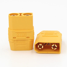 Brand New XT90 Plug Connectors With Back Cover Sheath Model Current Connector for Electrically Adjustable Battery Accessories