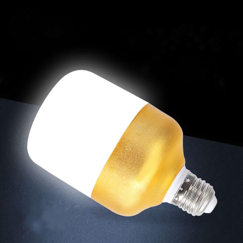 High Brightness waterproof E27 LED Bulb Lamps 220V Intelligent 10W 15W 20W 30W 40W cool white light household lighting