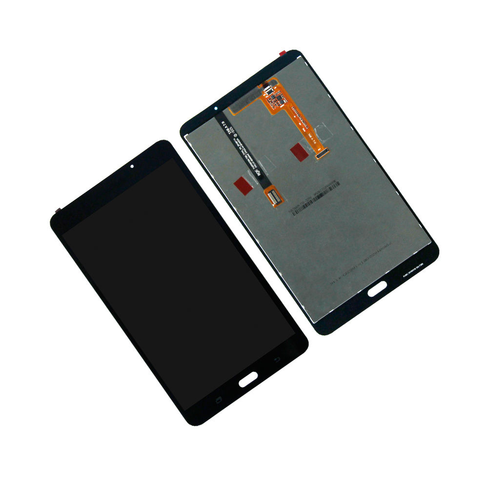 Touch Screen Digitizer LCD Display For Samsung Galaxy Tab A 7.0 SM-T280 T280  TouchScreen Assembly Tablet Panel Repair Parts full lcd display touch screen digitizer for samsung galaxy a5 2016 sm a510 a510 black white