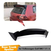 ABS Car Rear Roof Spoiler Wing Window Lip for VW Volkswagen Golf 7 2014 2018 MK7 7 / 7. 5 Standard Only