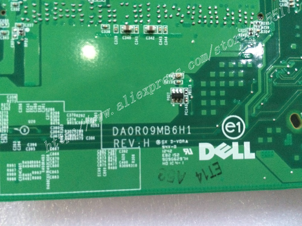 for Dell Inspiron 17R 5720 1040N 01040N CN-01040N motherboard 7
