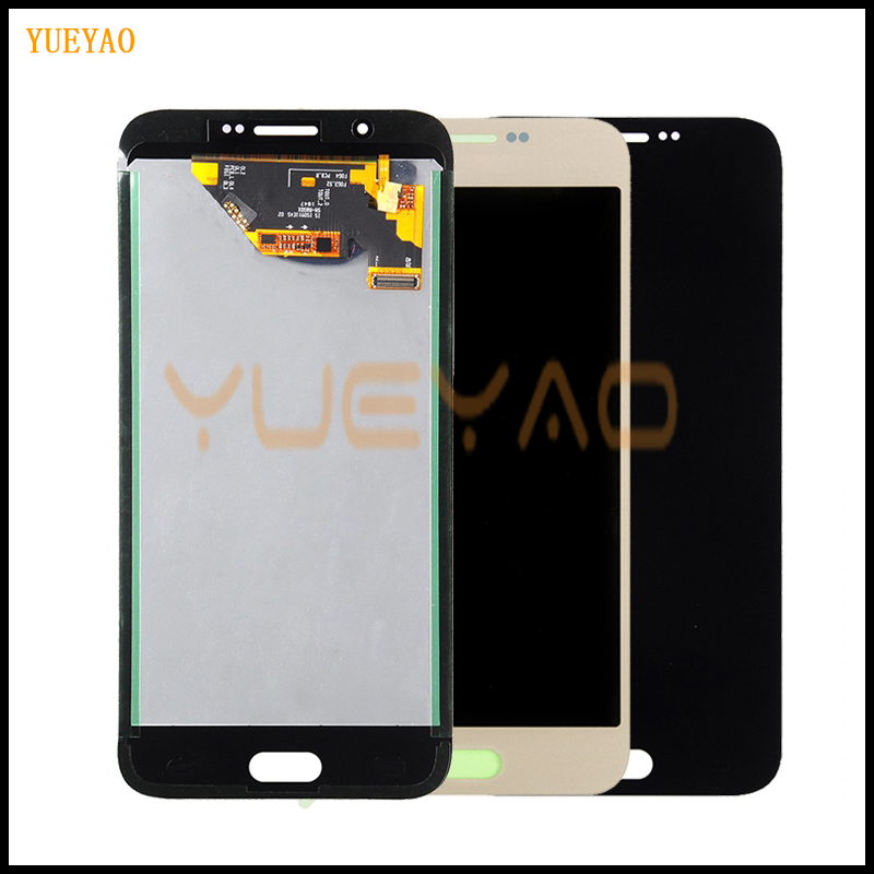 <font><b>A8</b></font> LCD For Samsung Galaxy <font><b>A8</b></font> A800 A8000 A800F LCD <font><b>Display</b></font> Touch Digitizer Screen Assembly 100% Tested Replacement image