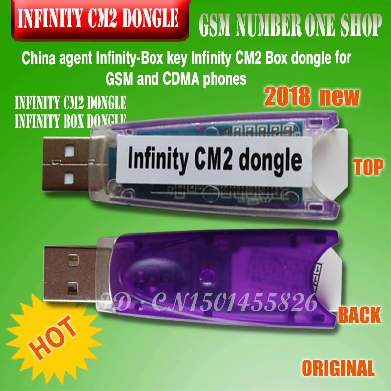 China agent Unendlichkeit-Box Dongle Unendlichkeit CM2 Box Dongle für GSM und CDMA handys Kostenloser versand