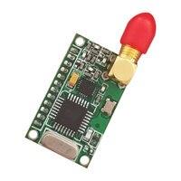 vhf uhf 38400bps VHF UHF משדר מודול 433MHz מקלט אלחוטי RS485 משדר 868 MHz עבור מערכת אלחוטית מוטבע (3)