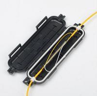 10 шт./лот FTTH вне помещения волоконно-Оптическая защитная коробка адаптер защитная коробка