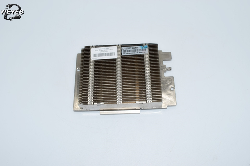 654757-001 667880-001 670521-001 665091-001 for DL360p Gen8 Low End Profile Heatsink 95% new 667268 001 667254 001 for ml350p gen8 well tested with three months warranty