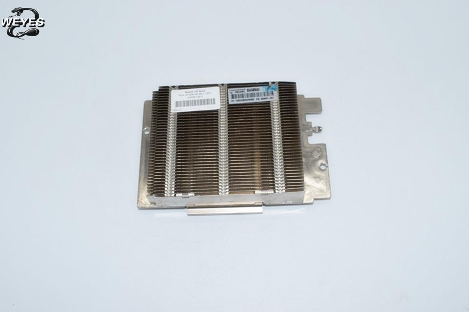 654757-001 667880-001 for DL360p Gen8 Low End Profile Heatsink for hp server dl360p g8 cpu heatsink 654757 001 667880 001
