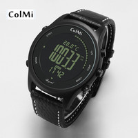 ColMi Beyond Sport Smart Watch Backlight 5ATM IP68 Waterproof Long Standby Compass Weather Forecast Smartwatch For
