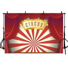 Mehofoto цирке, день рождения, вечеринка, Фото фоны для фотосъемки дети Фон на день рождения мультяшная Вечеринка Реквизит 735