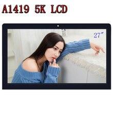Фирменная Новинка ips ЖК-дисплей Экран со стеклянными Дисплей LM270QQ1 SD B1 Для iMac retina 27 «5 K поздно 2015 A1419 EMC2806 661-03255 все-в-одном