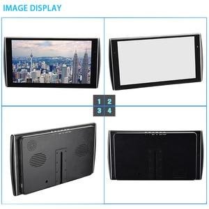 Image 4 - XST 2PCS 11.6 นิ้ว Ultra thin Car Headrest Monitor HD 1080P หน้าจอ LCD MP5 เครื่องเล่น USB/SD/HDMI/FM/ลำโพง