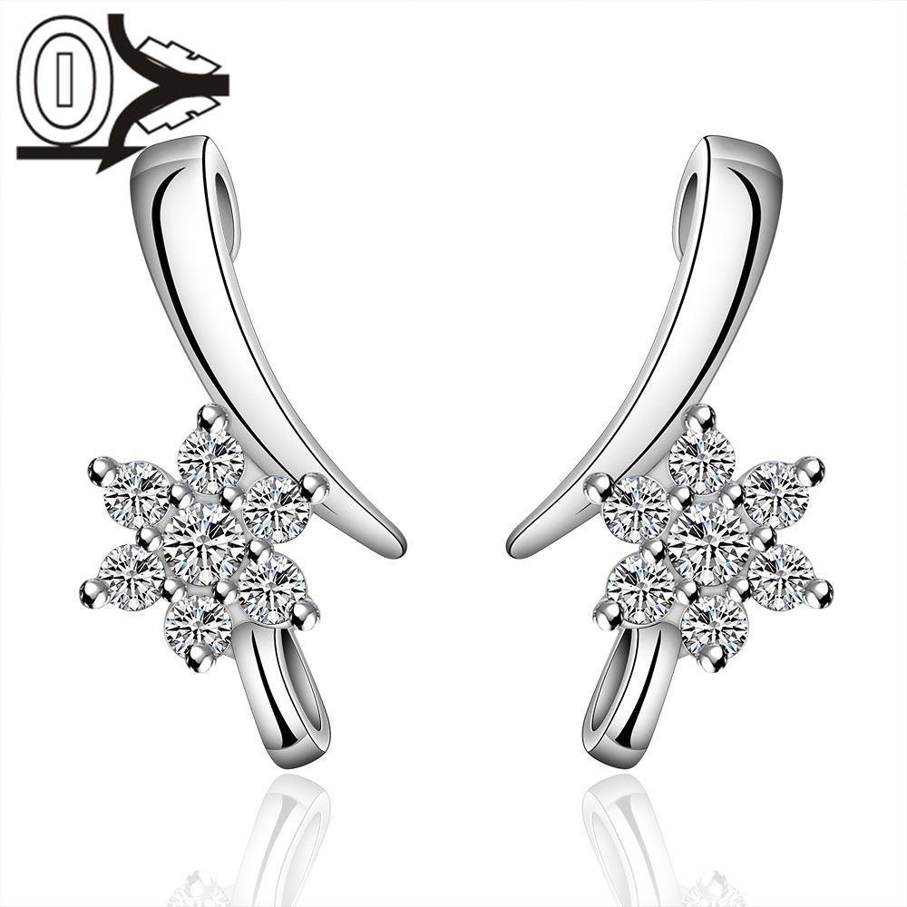 Free Shipping!!Wholesale Silver Plated Earring,Wedding