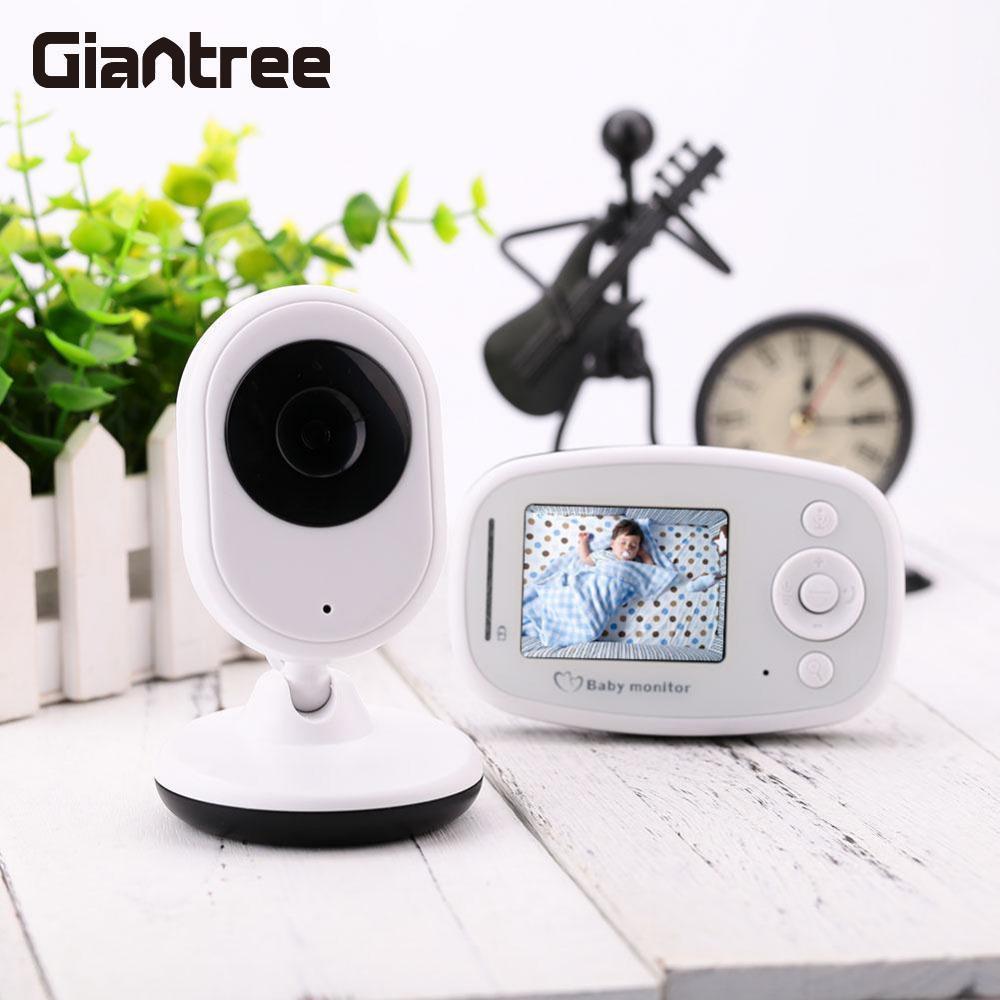 Giantree Digital Video Baby Monitor Baby Monitor Wireless 2 Ways Audio Talk & Night Vision Security Mini Camera Talk Video цены
