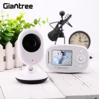 2 4 Digital Video Baby Monitor Baby Monitor 2 4G Wireless 2 Ways Audio Talk Night