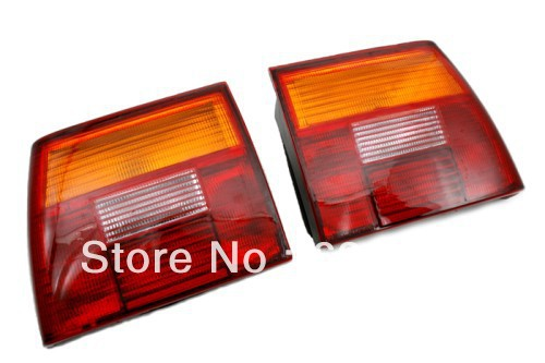 Китай Стиль задний фонарь (желтый / красный) для Фольксваген Джетта МК2