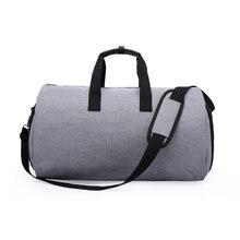 ZYNNEVA Новый Водонепроницаемый тренажерный зал Фитнес сумки мужской костюм хранения складной пакет Для женщин спортивные путешествия Многофункциональный рюкзаки MS455G