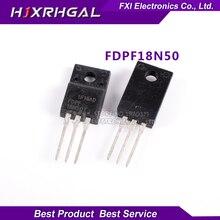 10pcs/lot FDPF18N50 18N50 = 18N20 18N60 TO-220F original Product