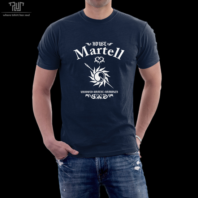 Game of Thrones House Martell T-shirt