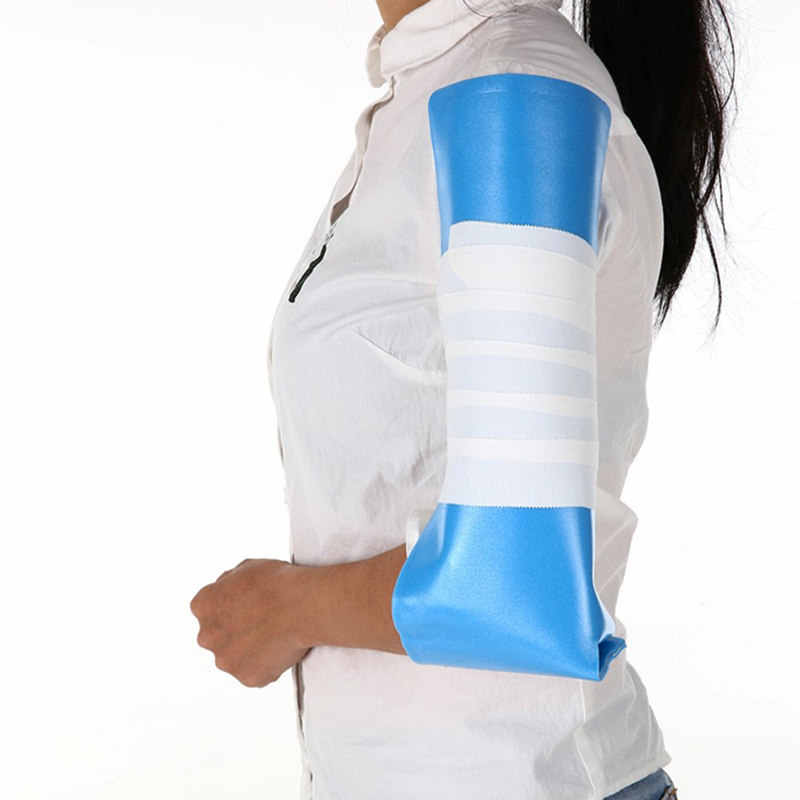 JayCreer רפואי סד רול העזרה הראשונה EMT תיק התגלגל סד רפואי פולימר חיצוני חירום שבר קבוע עבור צוואר רגל זרוע