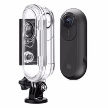 45 m Waterproof Housing for Insta360 one VR Protective cover swimming transparent Diving Insta 360 Sports Camera