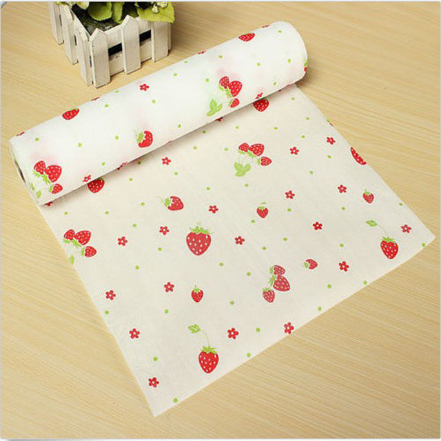 300x30cm Polka Dots Shelf Contact Paper Cabinet Drawer Liner Kitchen Table Mat