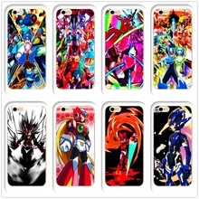 Fighting game MegaMan X new fashion lovely interesting phone case Cover Hard for iPhone 11 Pro Max 6 7 8plus 5S 4 XS XR XSMax