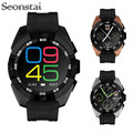 New Smart Watch No1 G5 Sports Watch for iphone Android Phone Heart Rate Monitor Pedometer Sleep Tracker Remote Camera Relogio