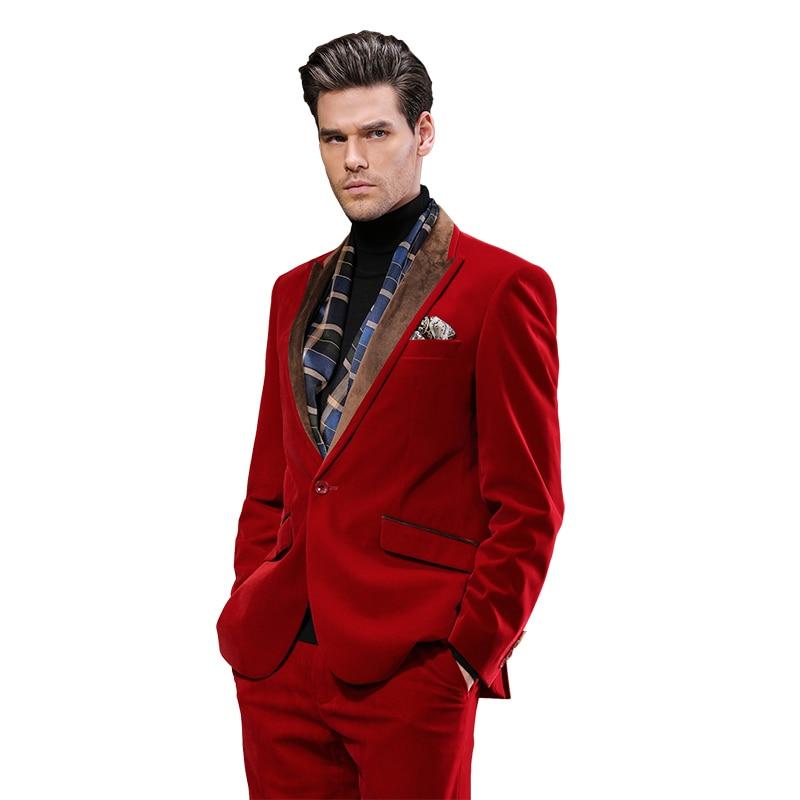 DARO Ерлердің үйлену костюмі, жіңішке - Ерлерге арналған киім - фото 2