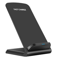 CHUNFA Qi Wireless Charger For Samsung Galaxy S8 S8 Plus S7 Edge S6 Note 8 Fast