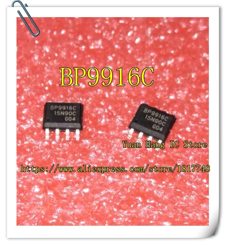 10PCS BP9916C BP9916 9916C SOP-8 LED Constant Current Drive Chip Short Circuit Protection Overheat Regulation