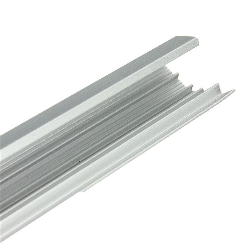 Lowest Price 50CM U/V Style AL Aluminum Shell For 5050 5630 7020 Rigid LED Strip Light Lamp